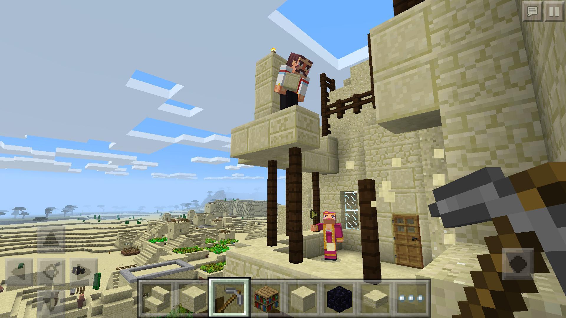 Скачать Minecraft PE 0.12.1/0.12.2/0.12.3 » Моды и сервера ...