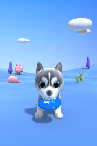 Talking Puppy - screenshot
