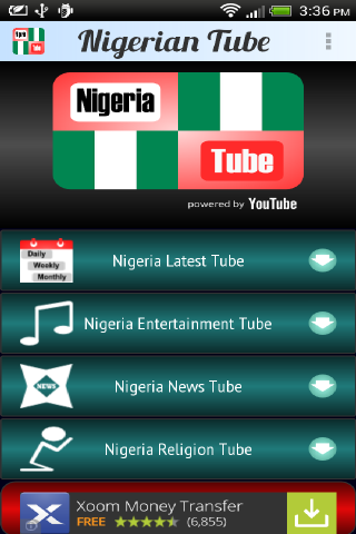 Nigerian Tube