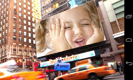 ビルボードの写真&広告の画像