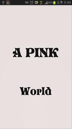 Kpop A Pink world