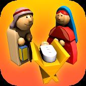 Nativity Scene AR