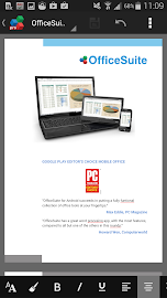 OfficeSuite 7 Pro (Trial) Screenshot 1