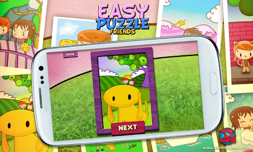 Easy Puzzle Friends- screenshot thumbnail