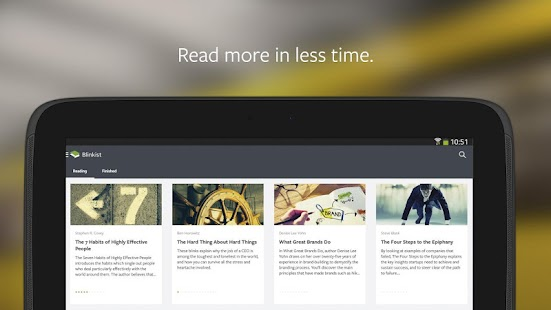 Blinkist - Nonfiction Books Screenshot 23
