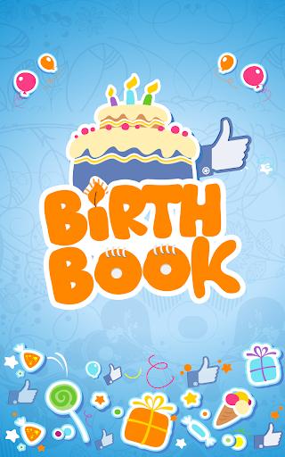 BirthBook - The Birthdays App