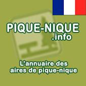 Aires de pique-nique France