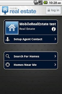 mRealEstate - screenshot thumbnail