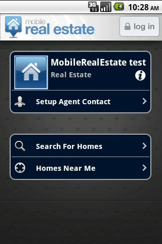 mRealEstate - screenshot
