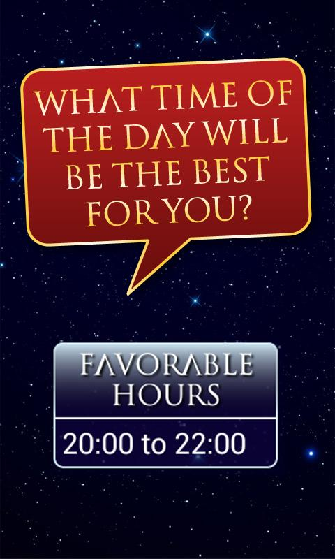 Love & Sex Horoscope Free - screenshot