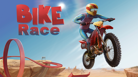 Bike Race Free - Top Free Game Screenshot 1