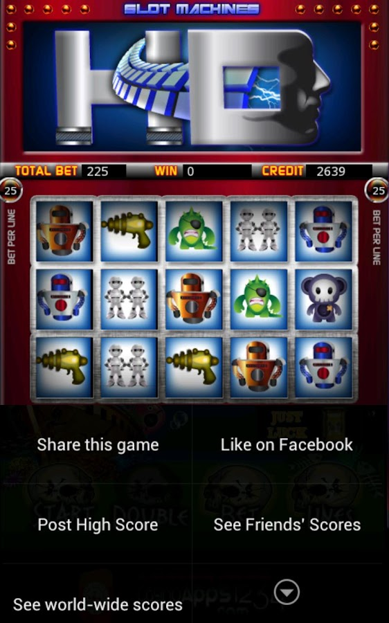 Slot Machines HD- screenshot