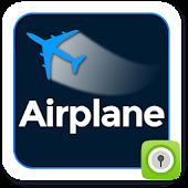 GO Locker Airplane