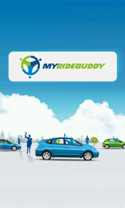 MyRideBuddy - screenshot