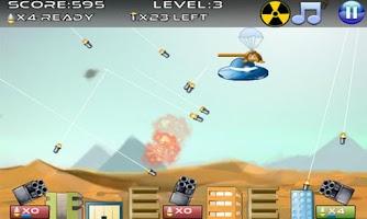 Screenshot of Missile Defense