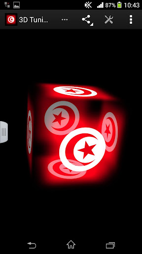 3D Tunisia Live Wallpaper