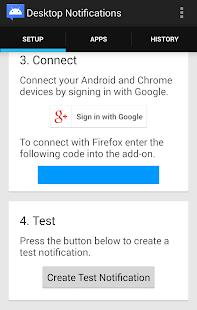 Desktop Notifications Screenshot 13