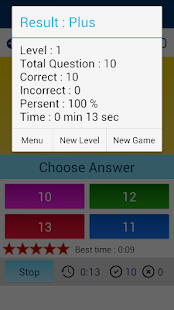 Math Games : Calculate Numbers- screenshot thumbnail