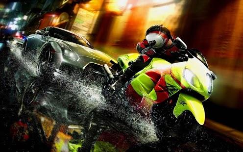 Night Moto Race 4.7 APK