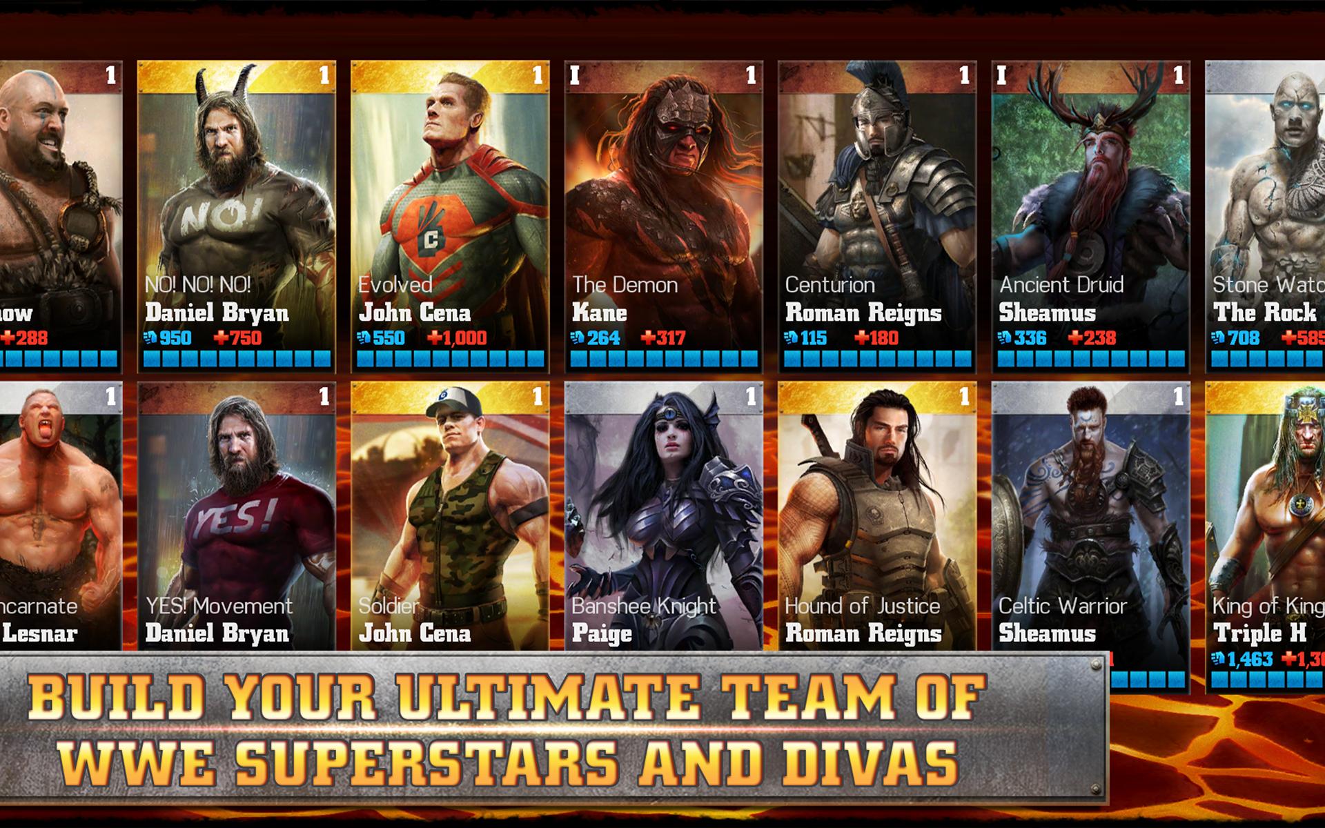 WWE Immortals screenshot #14