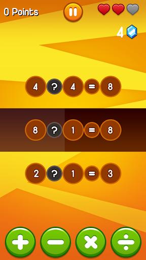 Number Dash - Fun with Math