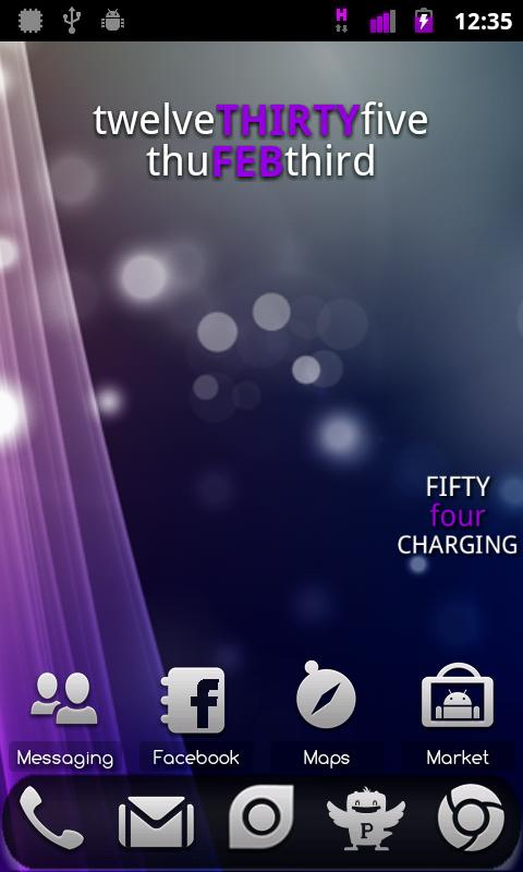 ADW.Launcher 1- screenshot