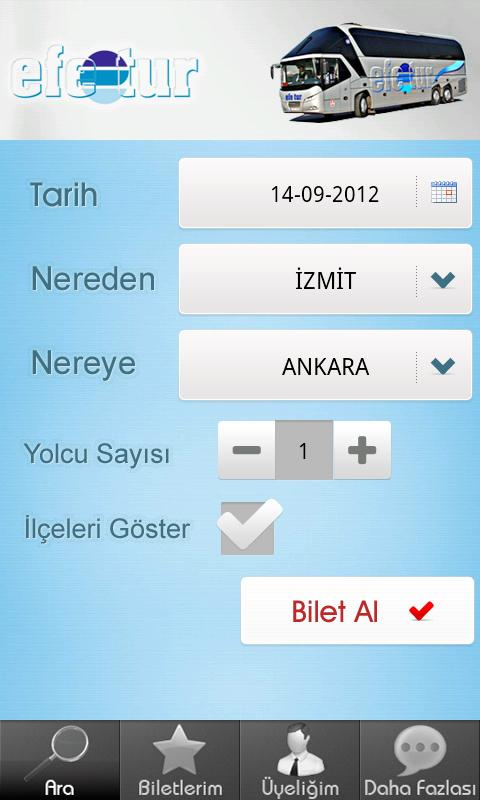 Efe Tur - screenshot