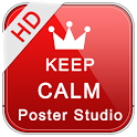 KEEP CALM POSTER STUDIO icon