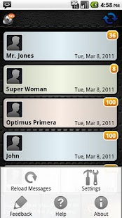 SMS Speak Screenshot 3