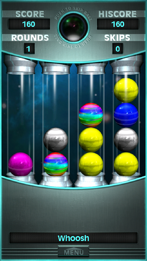 Tubular Balls- screenshot