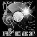 DIFFERENT BREED MUSIC GROUP logo