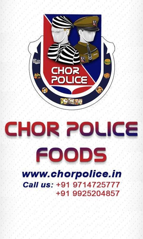 Chor Police Foods - screenshot