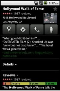 Hollywood Travel Guide GPS screenshot 4