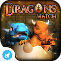Dragons Match - Actually Free! icon