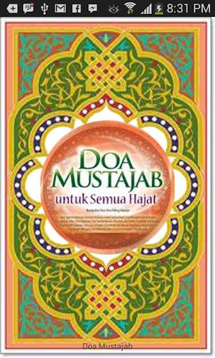 Doa Mustajab Harian