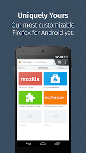 Firefox Browser for Android v35.0