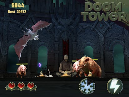 Doom Tower Screenshot 7