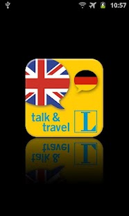 Englisch talk travel
