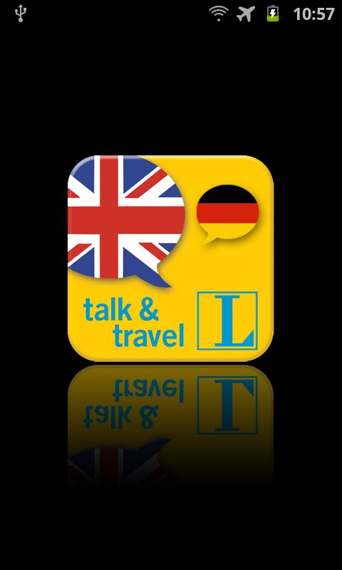 Englisch talk&travel - screenshot