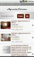 Screenshot of Agenzia Immobiliare Corona