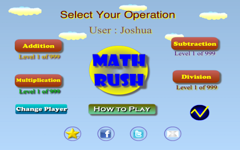 Math Rush - screenshot thumbnail