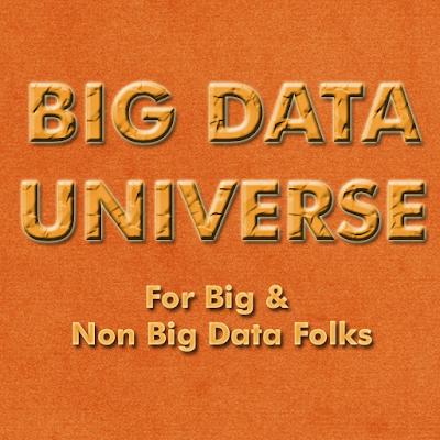 Big Data Universe