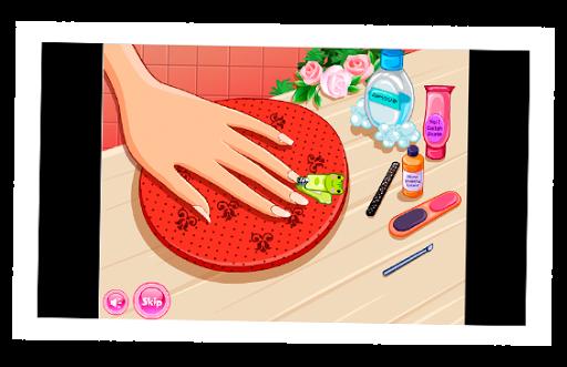 【免費休閒App】Make manicure-APP點子