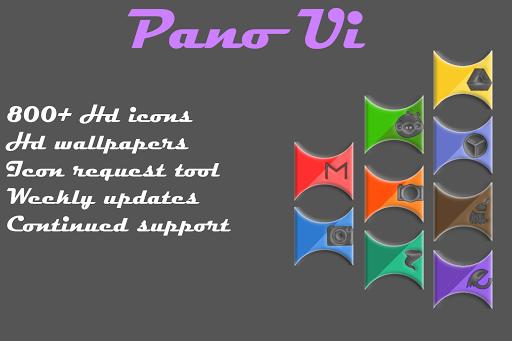 【免費個人化App】Pano UI-APP點子