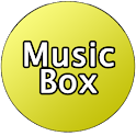 Music Box Button Free logo