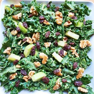 Kale Waldorf Salad.