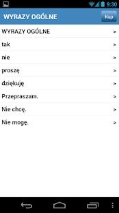 Rozmówki turystyczne Screenshot 3