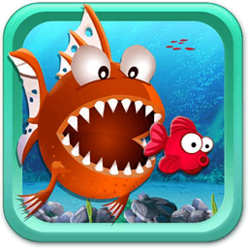大魚吃小魚 策略 App LOGO-硬是要APP