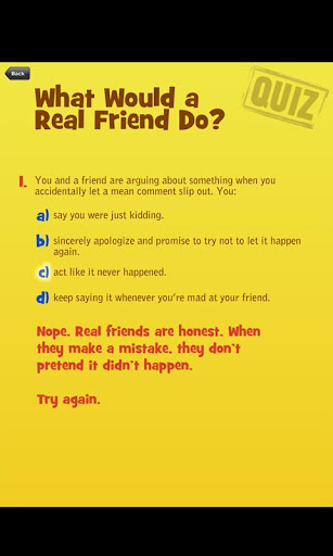 【免費教育App】Real Friends vs the Other Kind-APP點子