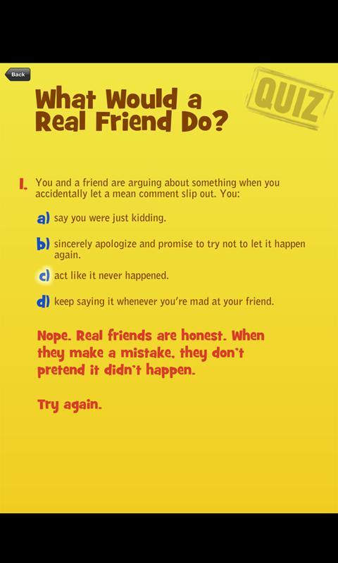 Real Friends vs the Other Kind - screenshot